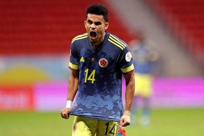 Luis Díaz, de la selección indígena colombiana a revelación de Copa América