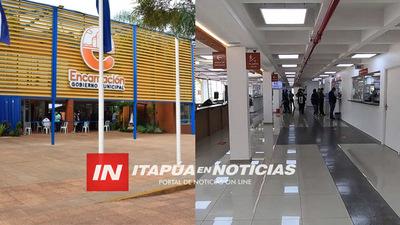 DETECTAN GRAN CANTIDAD DE FUNCIONARIOS SIN FUNCIONES EN LA MUNICIPALIDAD DE ENCARNACIÓN.
