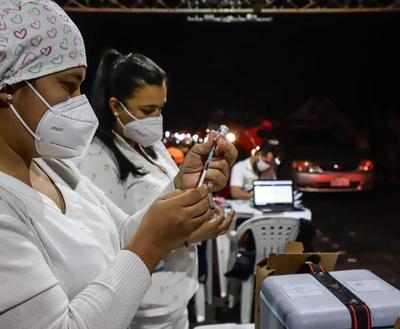 COVID-19: Paraguay alcanzó el millón de vacunados y registra descenso de contagiados