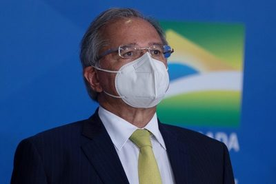El ministro de Economía de Brasil prevé un crecimiento del 5 % para este año
