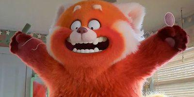 "Primer tráiler de ""Red"", la próxima película de Pixar"
