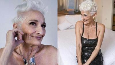 En Tinder: Con 85 años, tiene la esperanza de volver a encontrar el amor