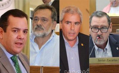 Trapos sucios en Senado:en sesión sorpresa refriegan demanda por filiación a legislador