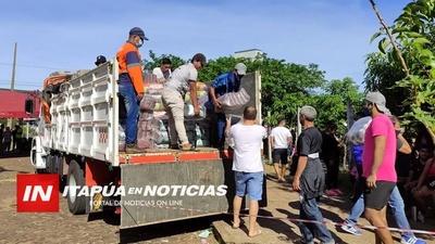 MAÑANA ENTREGARÁN VÍVERES A TRABAJADORES DEL CIRCUITO COMERCIAL.
