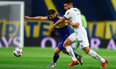 Boca no puede con el Mineiro de Alonso