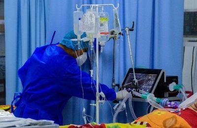 52 personas fallecidas por covid y 2.420 internados, entre ellos 513 en terapia