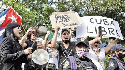 Muere un manifestante en Cuba y organizaciones  piden fin de represión