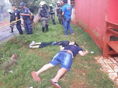 Enfrentamiento en CDE deja saldo de tres muertos