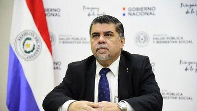 Borba dice que Paraguay aún   no reporta  contagios  con delta