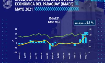 Según el Gobierno, economía creció 6,3%  a mayo