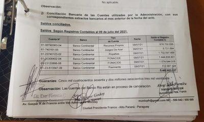 Roque Godoy deja G. 5.462 millones en caja, y Julia ya planea el saqueo – Diario TNPRESS