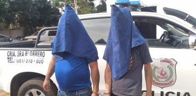 Caen dos limpiavidrios armados que operaban en la zona del barrio Obrero – Diario TNPRESS