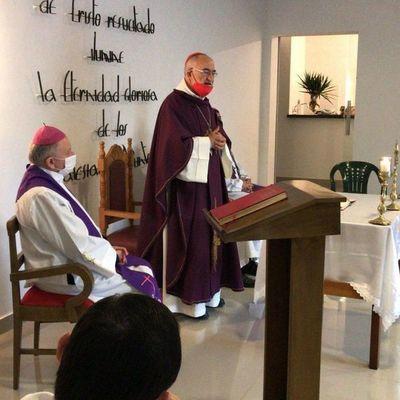Cardenal López llega hoy a Concepción