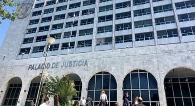 La semana pasada se suspendieron 90 audiencias en Capital