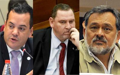 Senador Santacruz justificó blanqueamiento a sus tres colegas que se salvaron de perder la investidura
