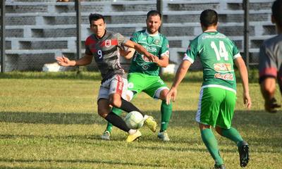 Ovetense y Caaguazú midieron fuerzas con miras al debut en el Nacional B