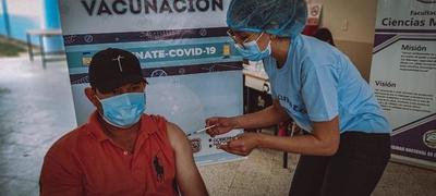 Liberan número de CI en varios vacunatorios – Prensa 5
