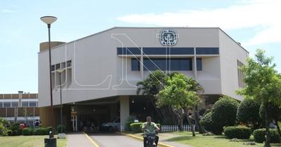 La Nación / Disminuye cantidad de internados en el Hospital de Itauguá, pero UTI sigue llena