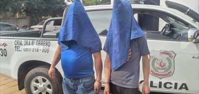 Atrapan a dos delincuentes que fungían de limpiavidrios y asaltaban a automovilistas
