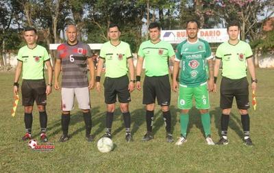 Ovetense FC disputó su tercer amistoso – Prensa 5