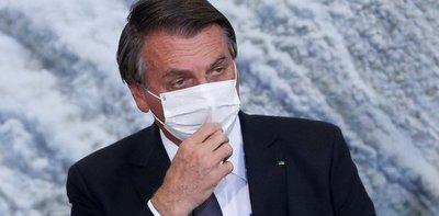 Internaron a Jair Bolsonaro en un hospital de Brasilia