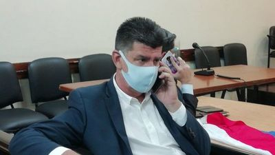 Piden nulidad de juicio oral contra Efraín Alegre y su sobreseimiento