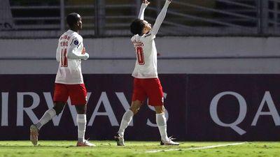 Bragantino en gran momento, ante un irregular Independiente