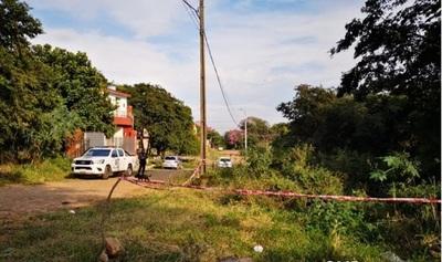 ¿Otro asesinato de microtraficantes? Hallan cadáver de un joven en Puerto Pabla, Lambaré