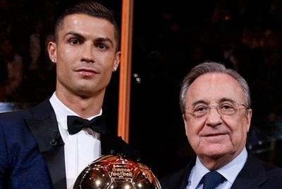 "Florentino sobre Cristiano: ""Es un imbécil"""