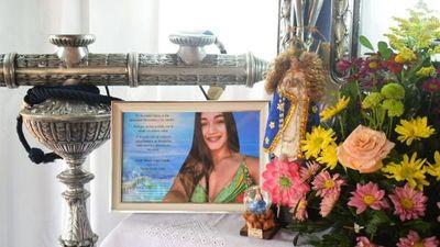 Leidy Luna recibe el último adiós de familiares y amigos tras la tragedia en Miami