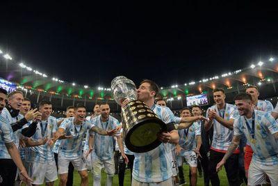 El XI ideal de la Copa América 20
