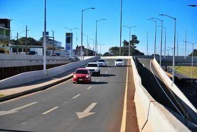 Multiviaducto: Piden prestar atención a desvíos y señalizaciones