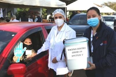 Con apoyo de Itaipu, Salud Pública habilita autovac en la Costanera de Hernandarias