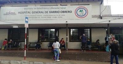 La Nación / Hospital de Barrio Obrero registra descenso de fallecidos e internados por COVID-19