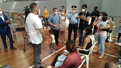 Ministerio de Salud pide a lactantes esperar su turno