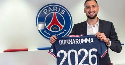 'Gigio' Donnarumma, el mejor portero de la Euro, firma hasta el 2026 con el PSG