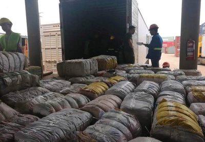 Unidad anticontrabando del Gobierno lleva realizados incautaciones por US$ 40 millones