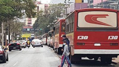 Transportistas públicos podrían ir a paro total en Ciudad del Este