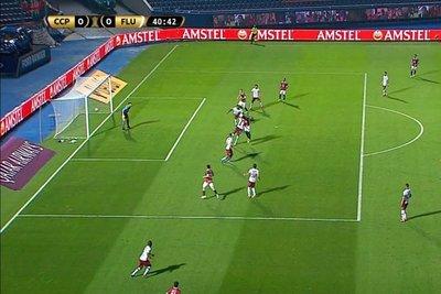 Gol mal anulado a Cerro: revelan el audio del error del VAR