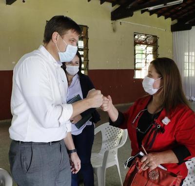 MEC llega a Caaguazú para un diálogo participativo con miras a la transformación educativa