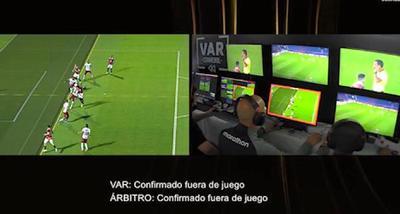Árbitros de Cerro-Fluminense estaban designados para Olimpia-Inter pero fueron desprogramados