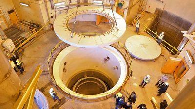 Irán afirma que podría enriquecer uranio hasta un 90 % de pureza si fuera necesario