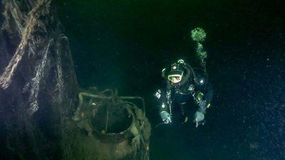 Hallan el último submarino soviético desaparecido en el golfo de Finlandia