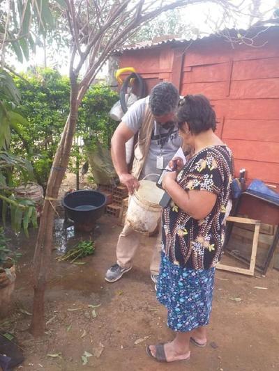 Diariamente debemos eliminar criaderos de Dengue – Prensa 5