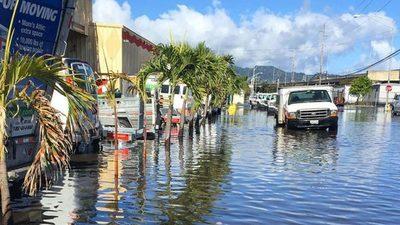 La NASA pronostica un aumento drástico de las inundaciones costeras en EE.UU. a partir de los 2030