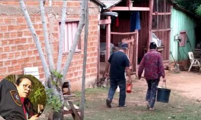 Denuncian a su propia hija por querer despojarles de inmueble familiar en Caaguazú