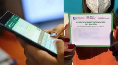 Roban cuentas de WhatsApp a personas vacunadas – Prensa 5