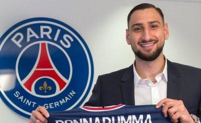 «Gigio» Donnarumma, el mejor portero de la Euro, firma hasta el 2026 con el PSG