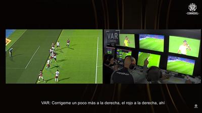 Los árbitros de Cerro-Fluminense, desafectados del partido de Olimpia