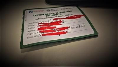 Alertan sobre robo de cuentas de WhatsApp de personas vacunadas
